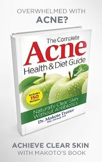 Natural Acne Treatment Book by Toronto Naturopathic Doctor
