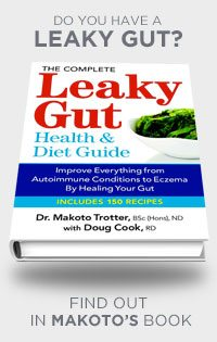 Heal Leaky Gut Syndrome Book by Toronto Naturopathic Doctor